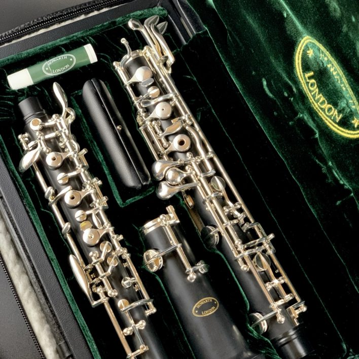 Howarth S40C oboes - 1