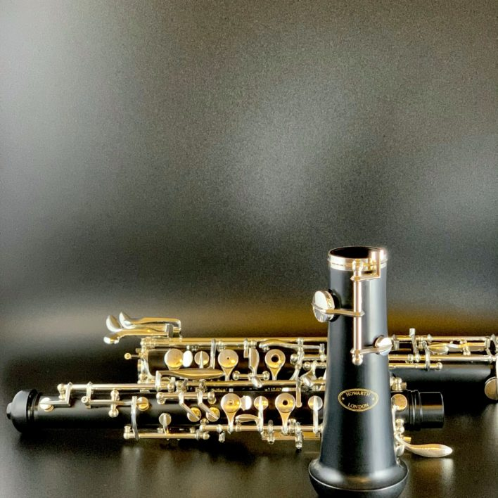 Howarth S40C oboes - 3
